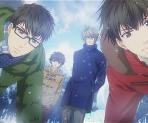 comedy, ren kaido, and Super Lovers image