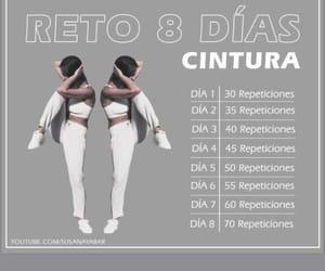 challenge, cintura, and 8 days image