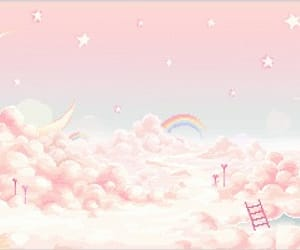 pink, gif, and pastel image