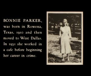 1960s, bonnie parker, and film screen shot image