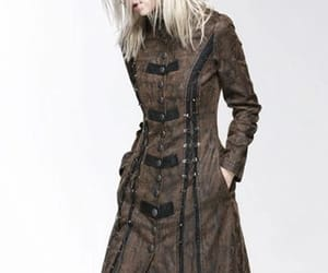 brown, elegant, and gothic image