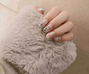 glitter, nails, and shine image