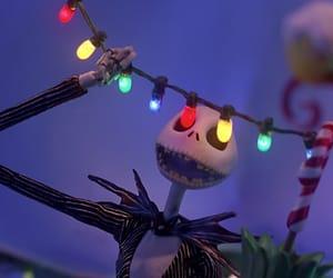 animated, christmas, and jack image