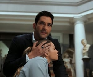 lucifer, otp, and lucifer morningstar image