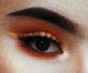 eyebrow, eyeliner, and eyeshadow image