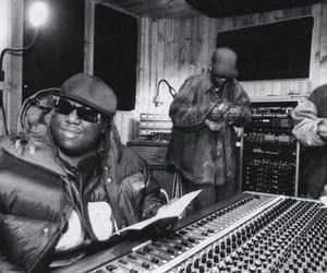 biggie smalls, b.i.g, and rap & hip hop image