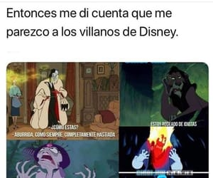 villains, anger, and disney image