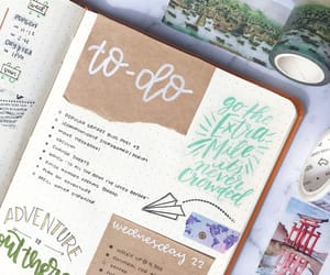 doodle, journaling, and list image