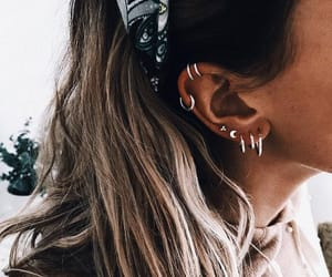 accessories, girly, and hairs image