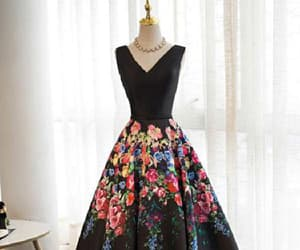 vintage prom dresses, cute prom dresses, and long party dress image