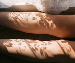legs, shadow, and light image
