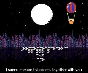 8-bit, tumblr, and 80s image