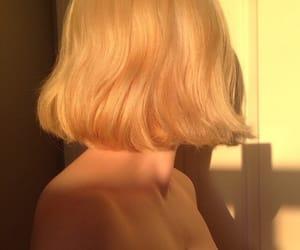 bad, blonde, and retro image