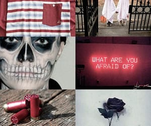 american horror story, tate langdon, and Hot image