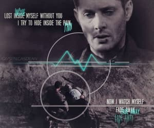 aesthetic, dean winchester, and edit image