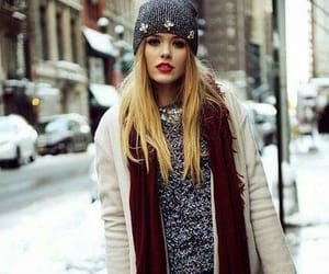 coats, Fashion girls, and outfits image