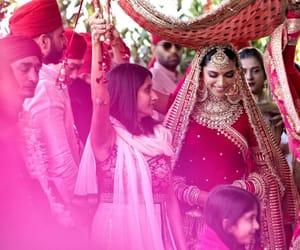 deepika padukone, bollywood, and bride image