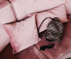 aesthetic, luxury, and pink image