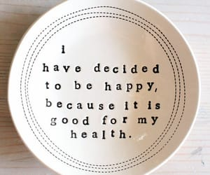 quotes, happy, and health image