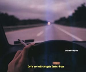 aesthetic, babe, and cigarettes image