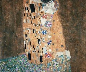 art, kiss, and klimt image