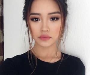 aesthetic, ulzzang, and asian girl image