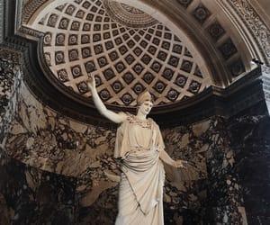 aesthetic, athena, and greek image