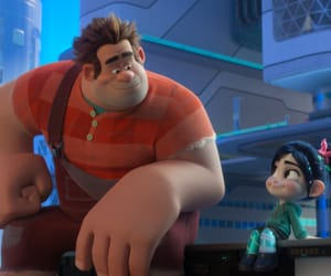 online, 2018, and ralph breaks the internet image
