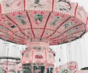 pink, art, and fun image