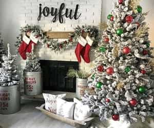 article, winter, and christmas image