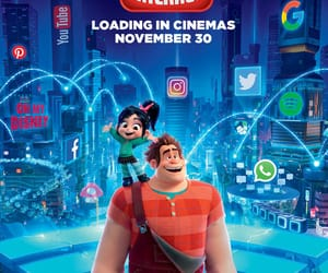 disney and ralph breaks the internet image