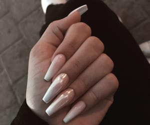 girly, nail inspo, and perfect perfection image