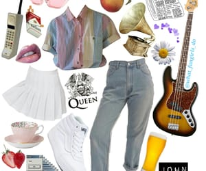 80s, 90s, and Polyvore image