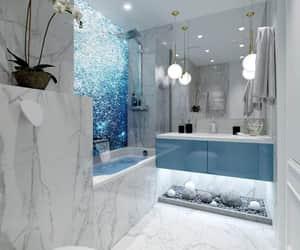 bathroom, roominspo, and eoominspiration image