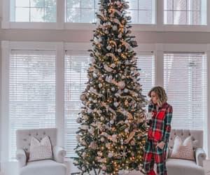 bloggers, christmas, and fashion image