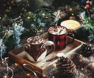 christmas and mug image