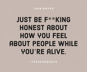 feelings, john mayer, and quotes image