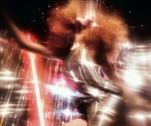 dance, dress, and hair image