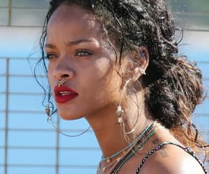 rihanna, navy, and beauty image