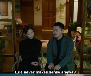 quotes, words, and kdrama image