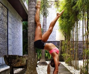fitness, gorgeous model art, and beauty fashion girl image