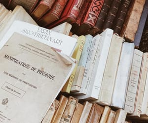 antiquarian, antiques, and book image