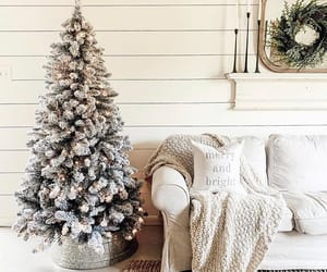 christmas, christmas tree, and cozy image