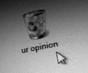 opinion, grunge, and trash image
