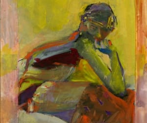 Painter, paintings, and saul leiter image