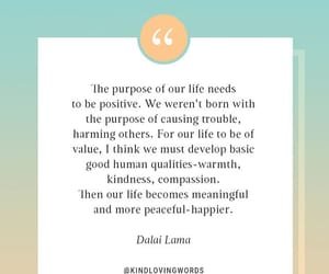 daily quote, daily motivation, and kind loving words image