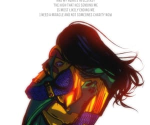 art, dc comics, and mister miracle image
