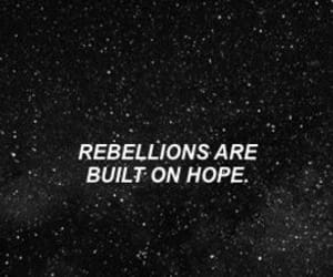 hope, quotes, and star wars image
