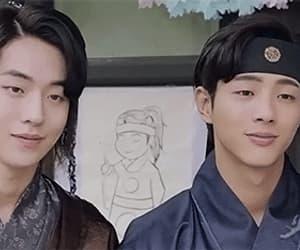 boys, korean, and nam joo-hyuk image