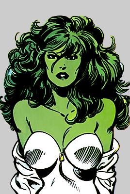 Marvel, she-hulk, and jennifer walters image